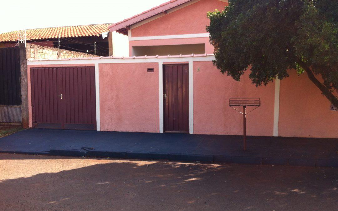 CASA | LOCAÇÃO | JARDIM ELDORADO | GUAÍRA/SP